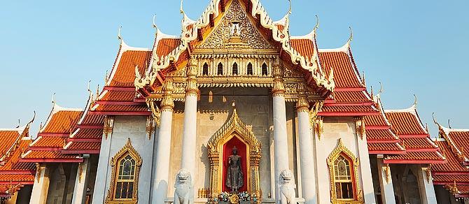 Bangkok to Kuala Lumpur on the Eastern & Oriental Express