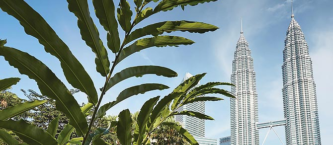 Kuala Lumpur to Bangkok on the Eastern & Oriental Express