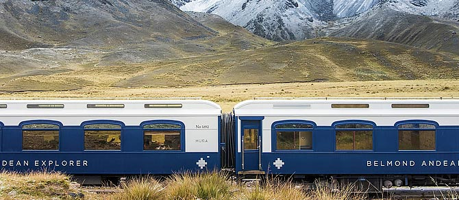 Andean Explorer Puno - Cusco