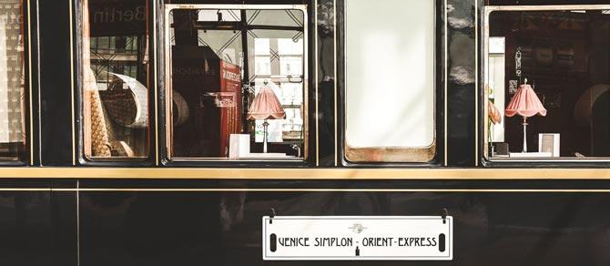 Venice Simplon Orient Express Paris to Verona