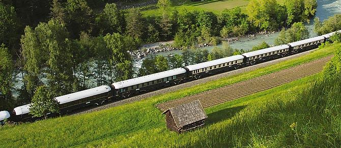 Venice Simplon-Orient-Express Prague to London