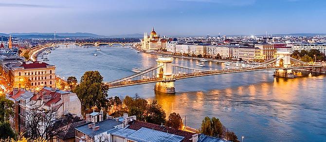 Venice Simplon-Orient-Express Budapest to London