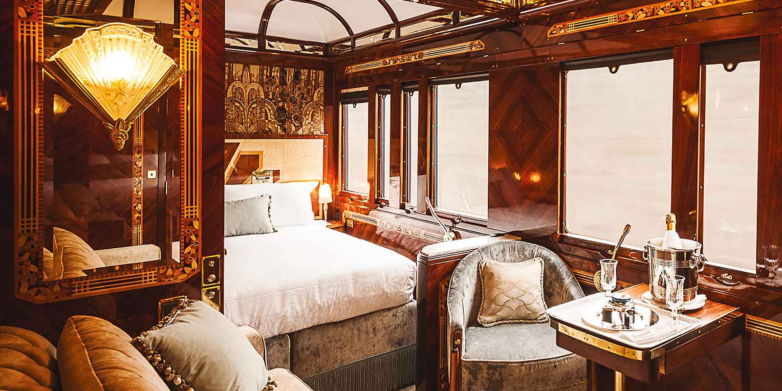 Venice Simplon Orient Express Grand Suite