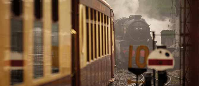 The Golden Age of Travel by Steam