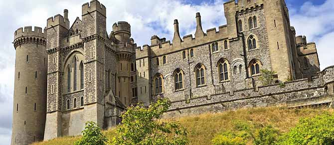 British Pullman Arundel Castle