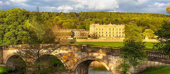 British Pullman to Chatsworth House