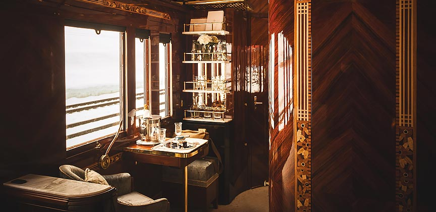 Venice Simplon Orient Express Paris Grand Suite