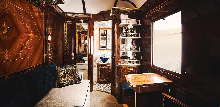Venice Simplon Orient Express Venice Grand Suite