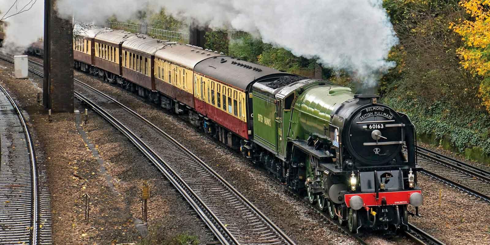 Stratford-Upon-Avon by Steam