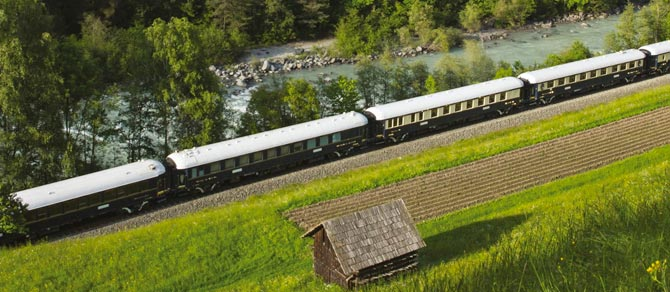 Top 10 Luxury Train Journeys for 2021