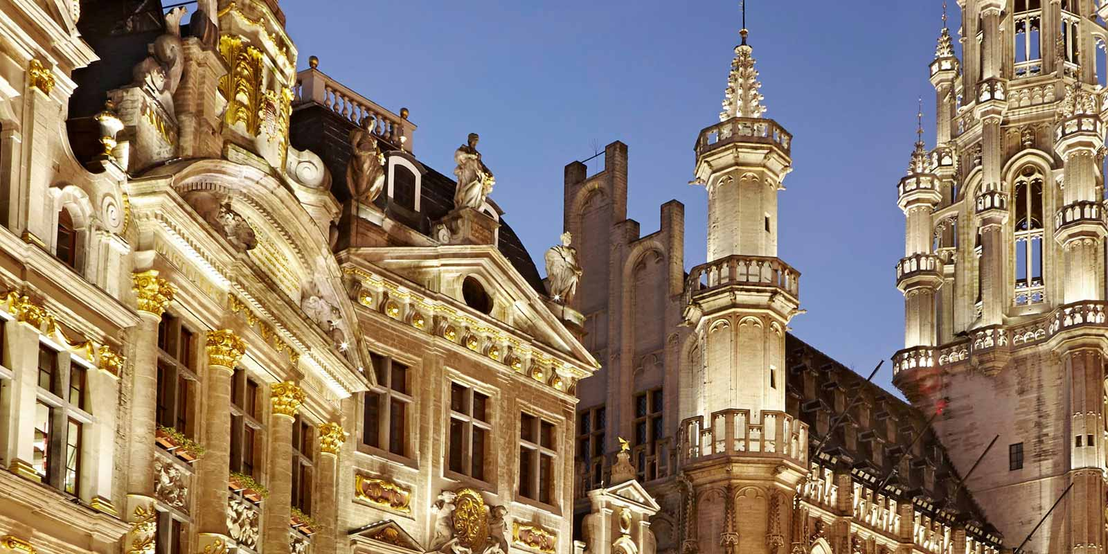 Venice Simplon-Orient-Express Venice to Brussels