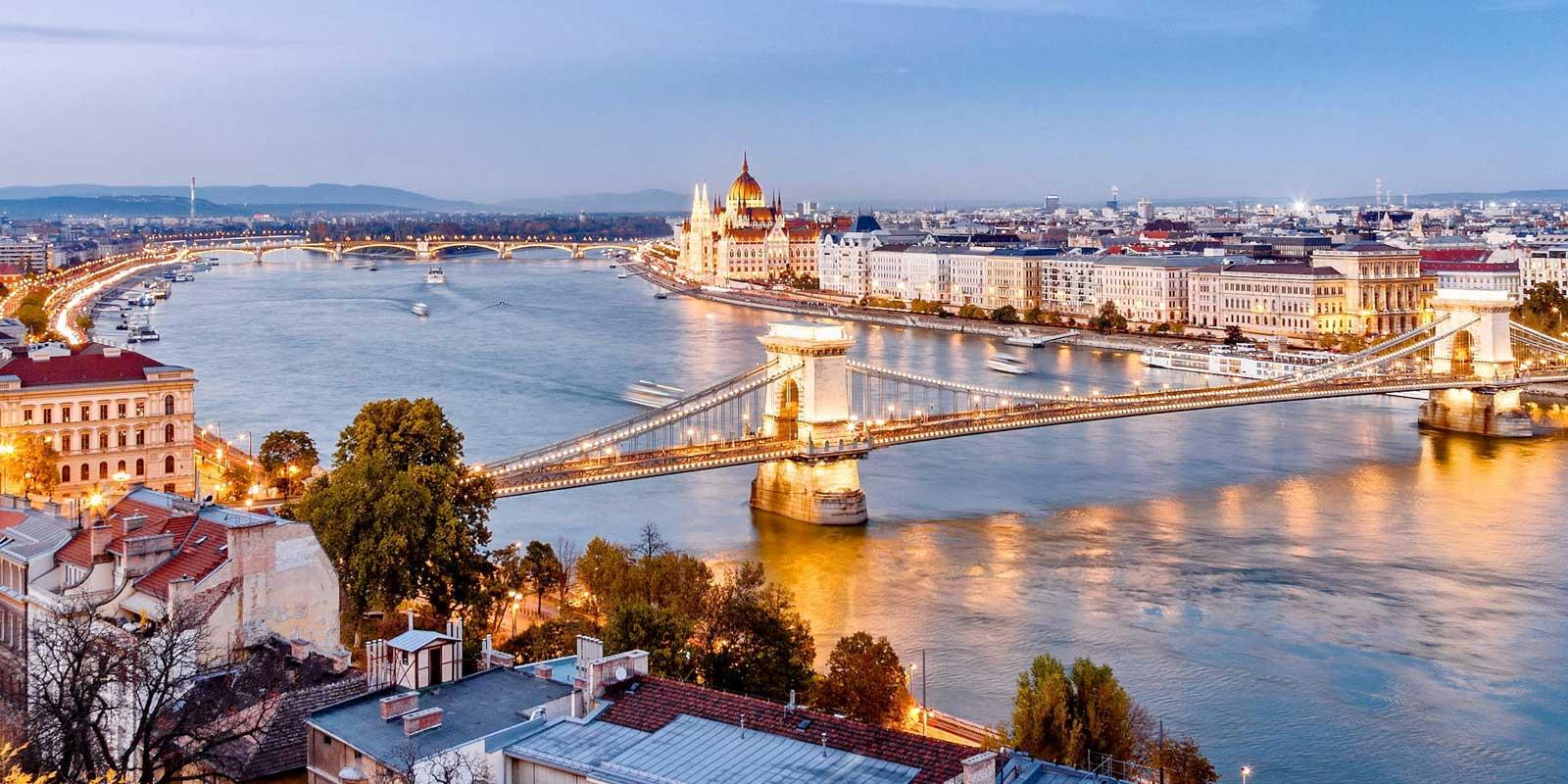 Venice Simplon Orient Express Venice to Budapest to Paris