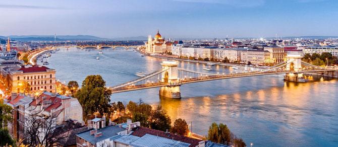 Venice Simplon-Orient-Express Venice to Budapest to Paris
