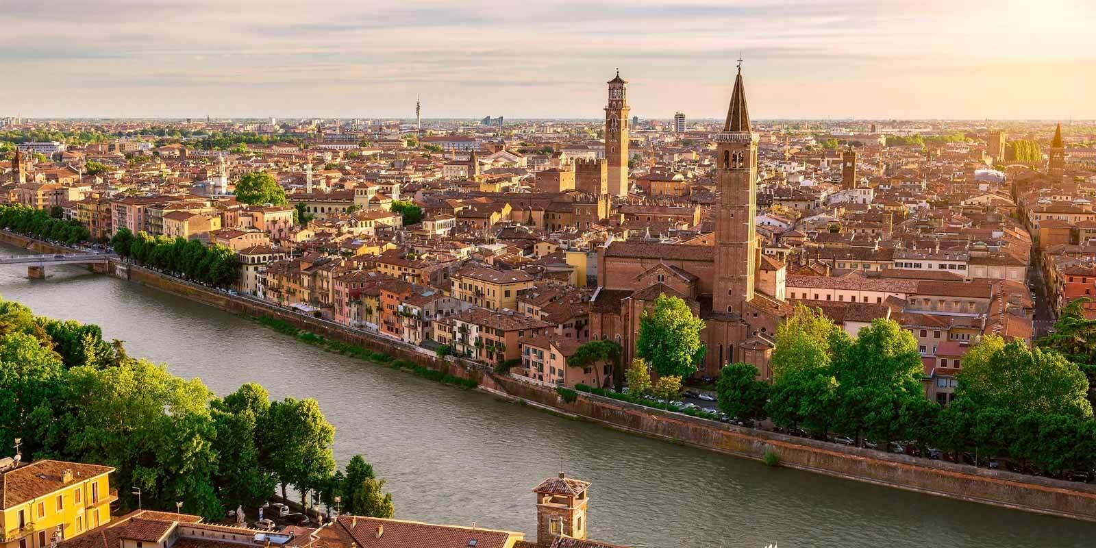 Orient Express Amsterdam to Verona