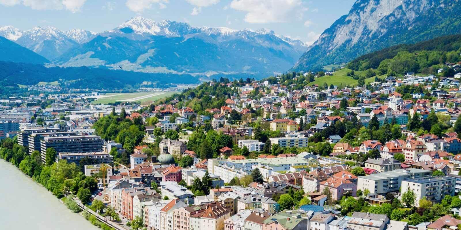 Orient Express to Innsbruck