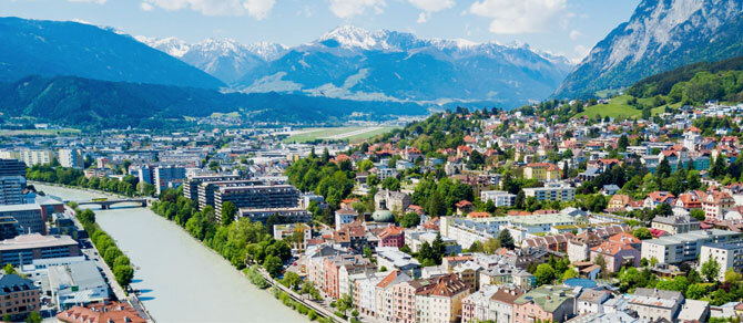 Venice Simplon-Orient-Express to Innsbruck