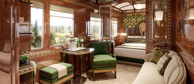 3 New Venice Simplon Orient Express Grand Suites