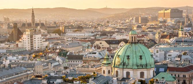 Venice Simplon-Orient-Express Paris to Vienna Return