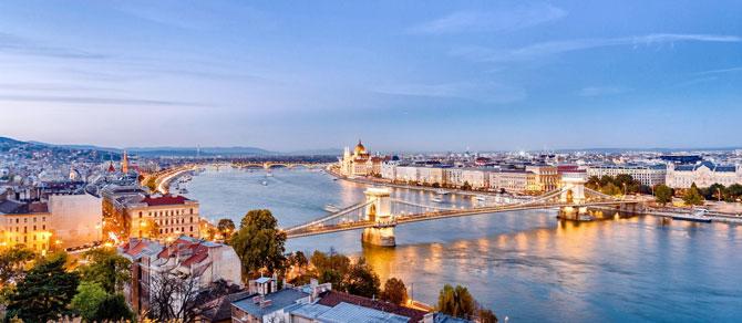 Venice Simplon-Orient-Express London to Budapest Return