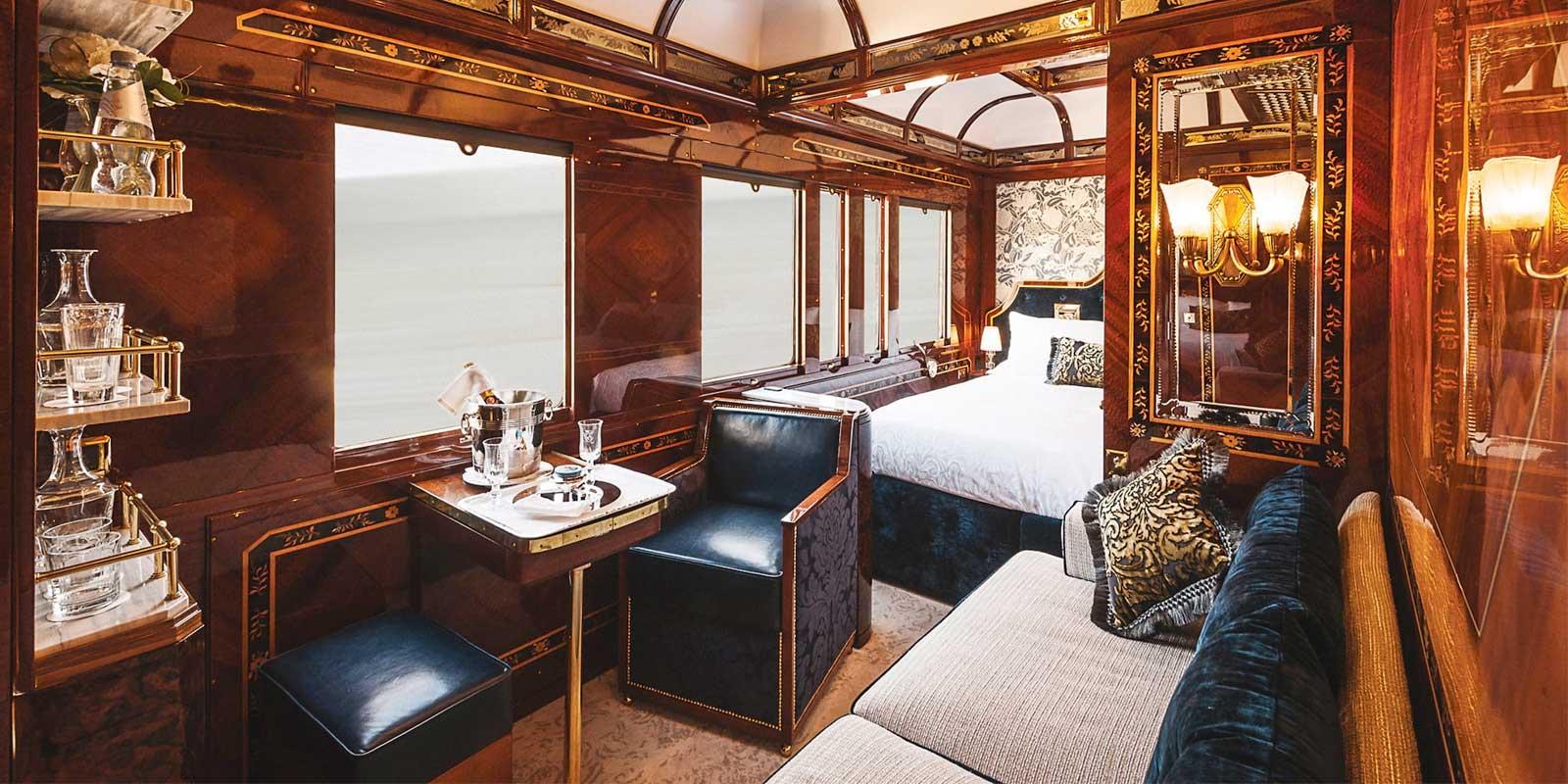 Venice Simplon-Orient-Express Cabins