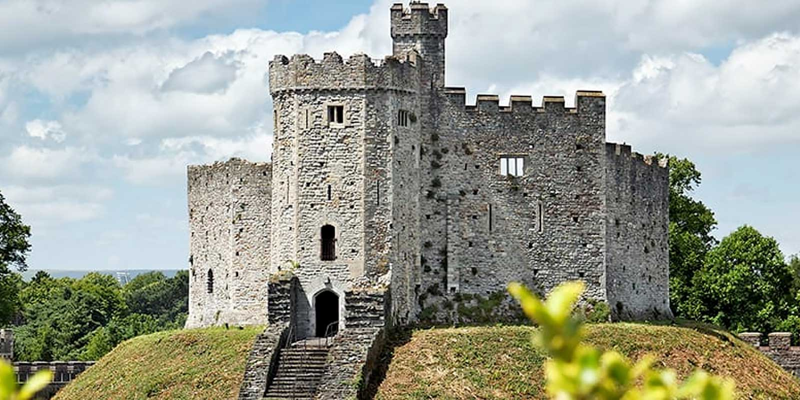 Northern Belle – Cardiff Castle