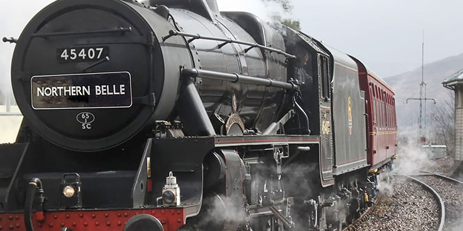 Steam Special – Tribute to the Bournemouth Belle