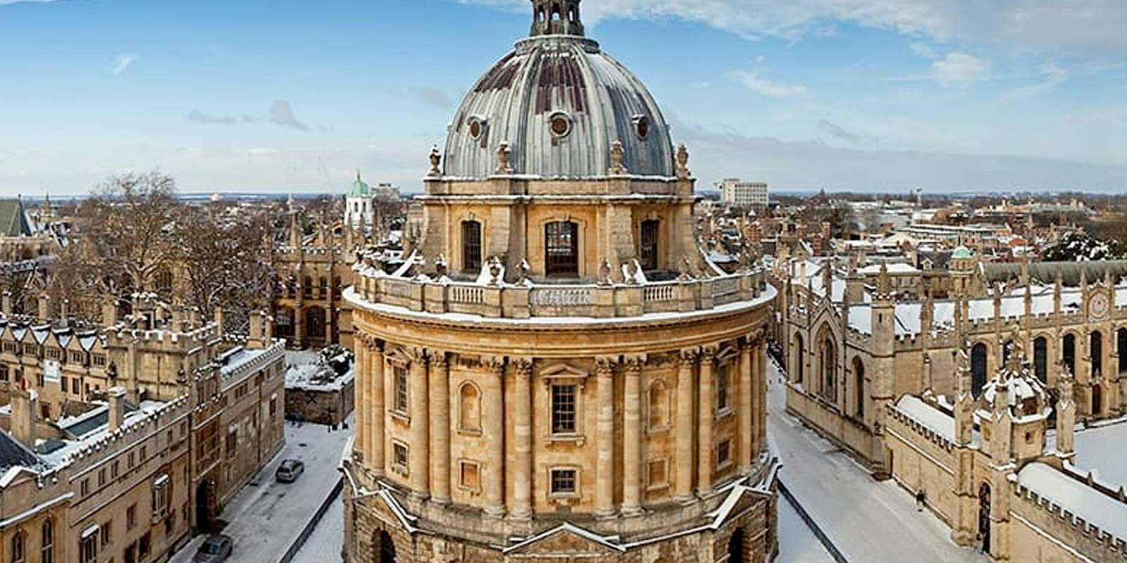 Historic Oxford Sightseeing & Shopping