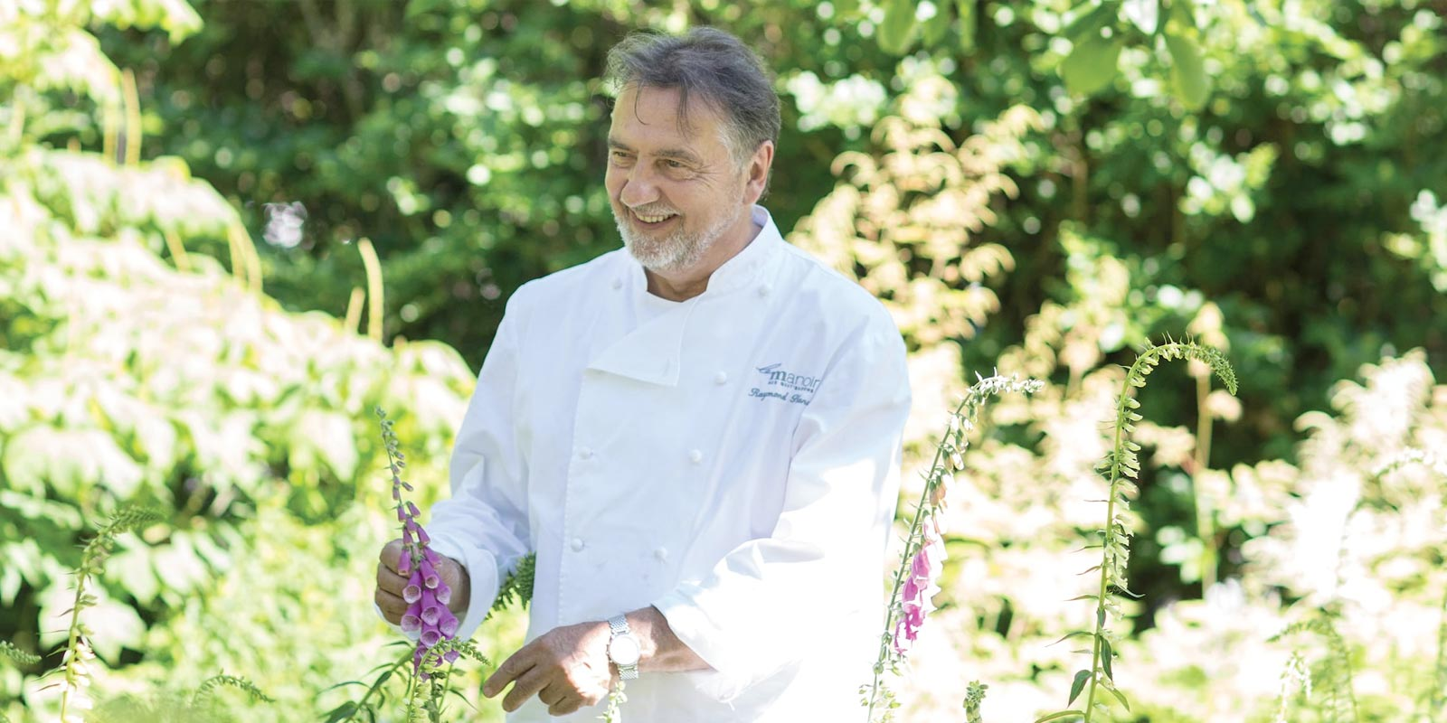 The Dinner Hosted by Raymond Blanc