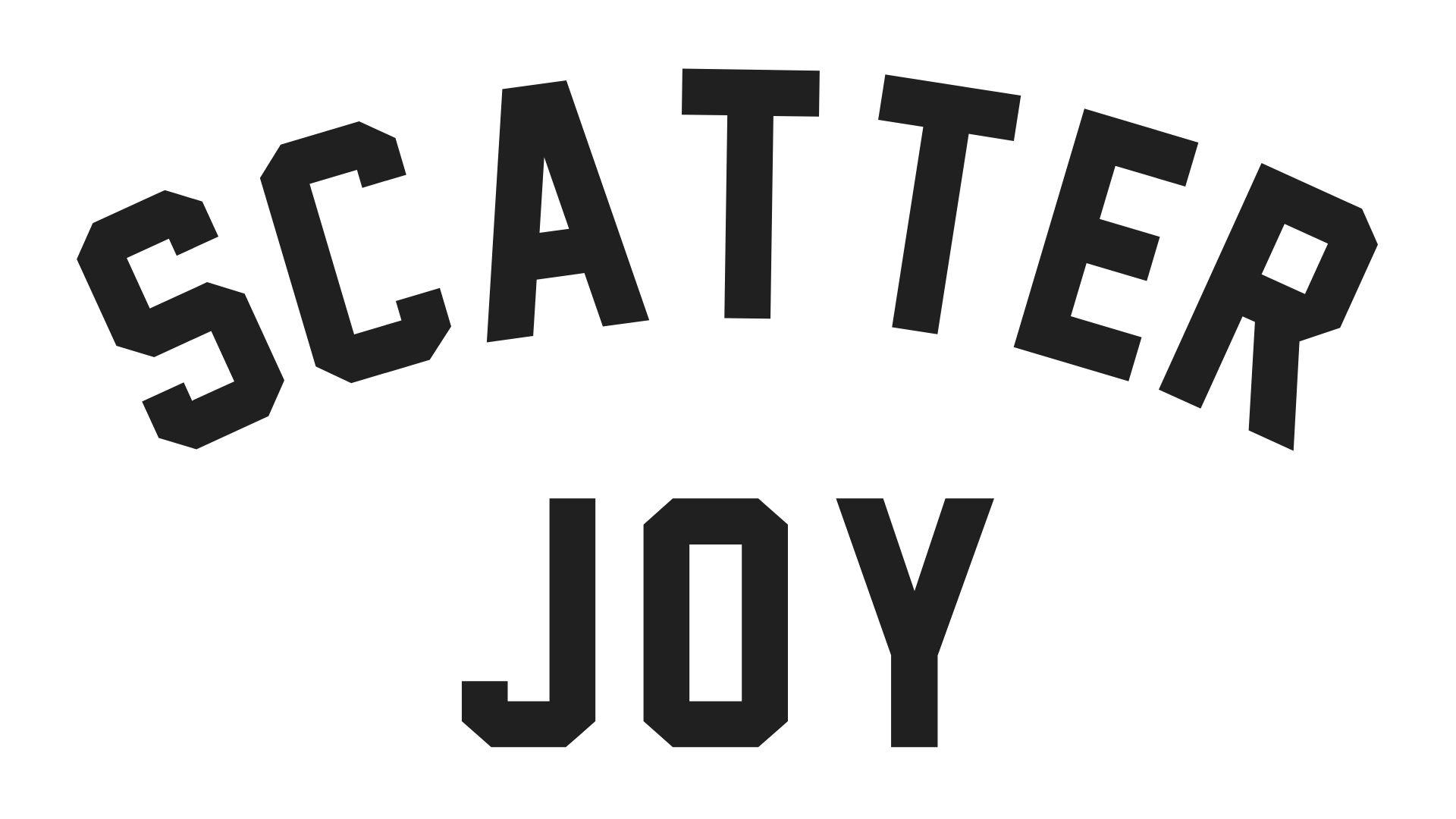 Scatter Joy Project