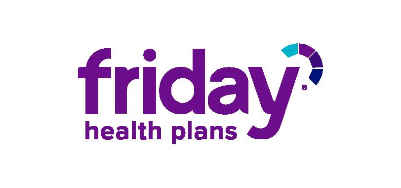 Friday Health Plans behavioral health partner logo