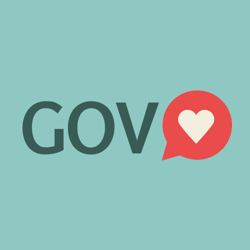 gov love logo