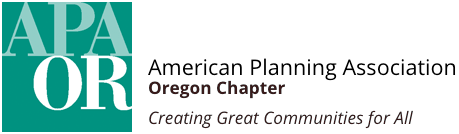 Oregon Chapter of the American Planning Association W9