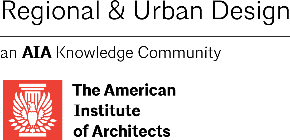 Regional & Urban Design: An AIA Knowledge Community