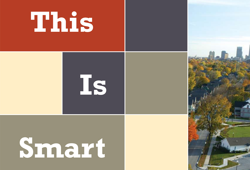 This is Smart Growth report cover page