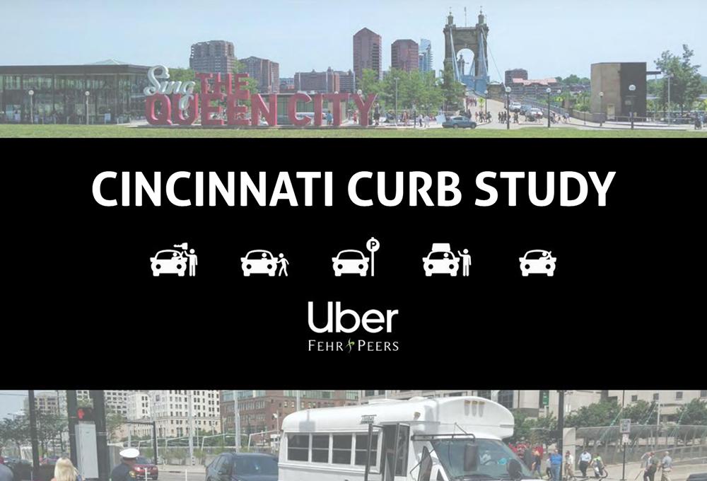 Cincinnati Curb Study cover page