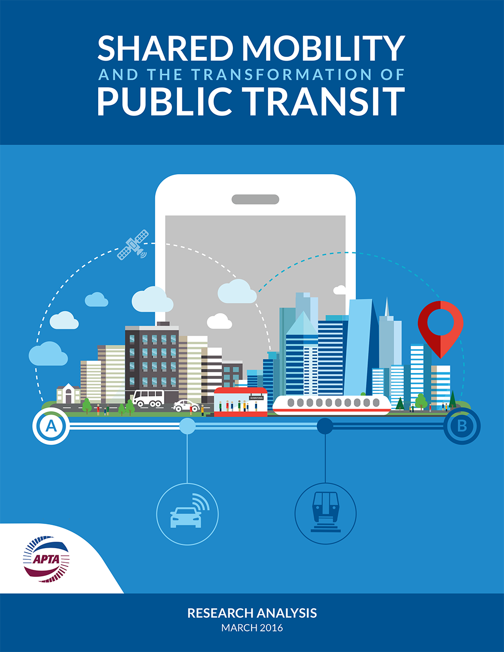 Shared Mobility and the Transformation of Public Transit
