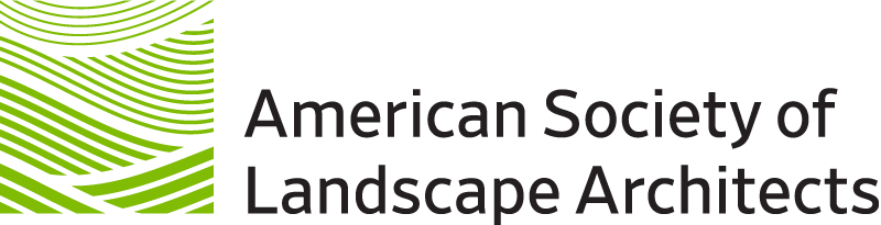 American Society of Landscape Architects 2019