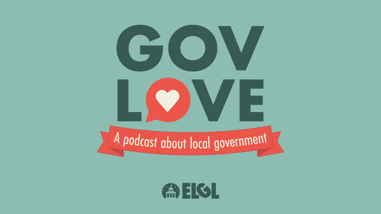 GovLove - A Podcast About Local Government - The Effect of Driverless Cars & Amazon on Local Government - 1:04:29