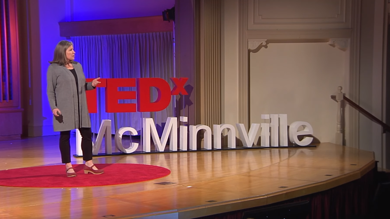 How Technology is Changing Cities | Becky Steckler | TEDxMcMinnville