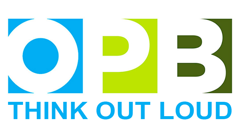 opb - think out loud logo