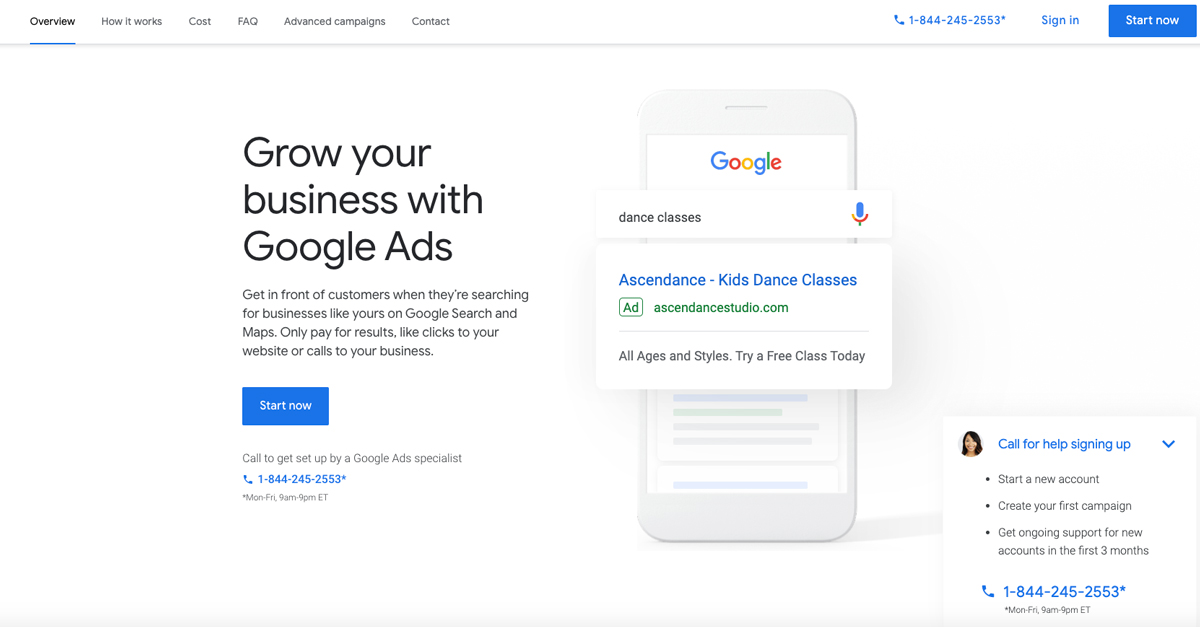 How To Setup Google Ads | SparrowBoost