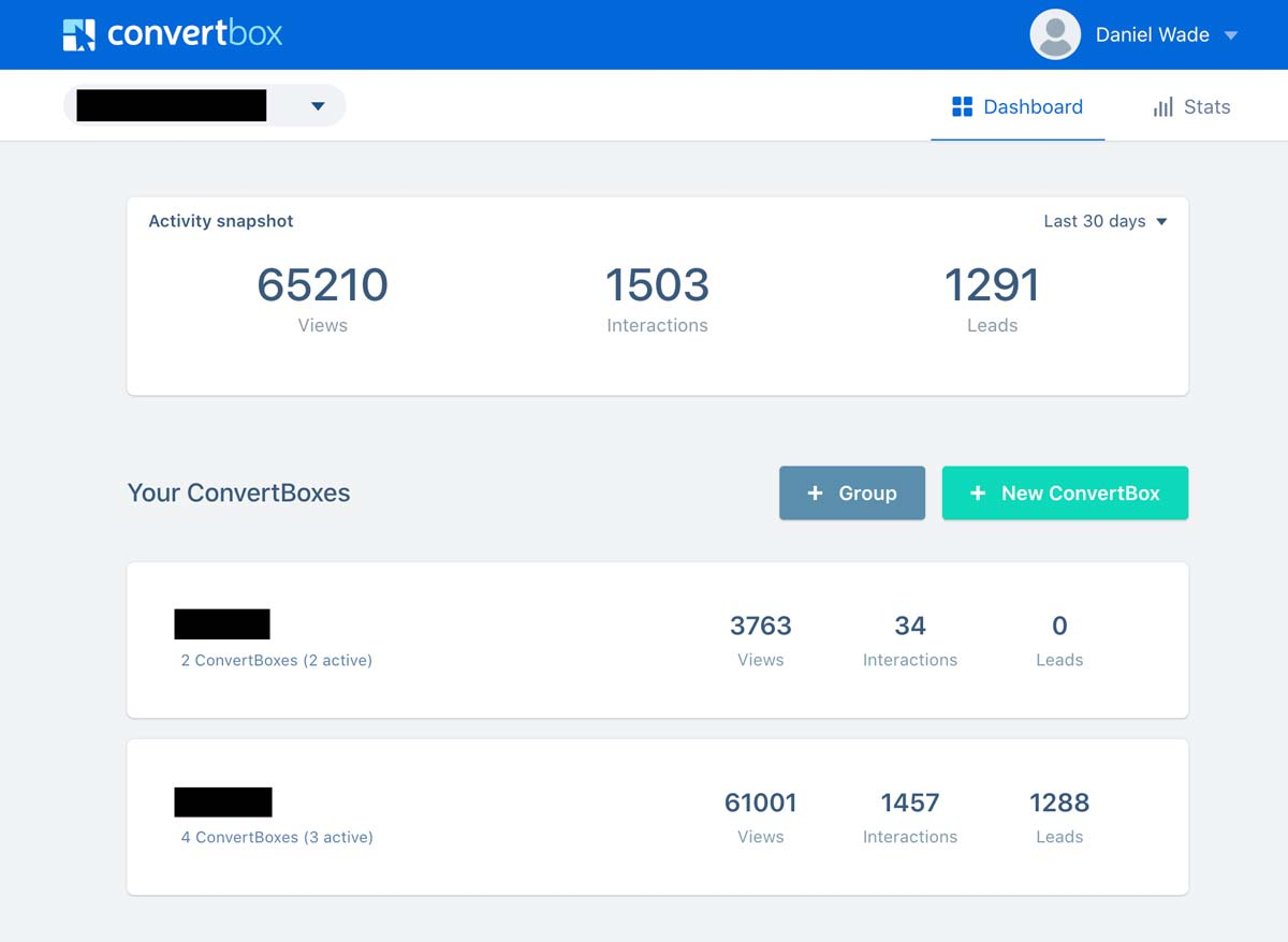 convertbox-dashboard