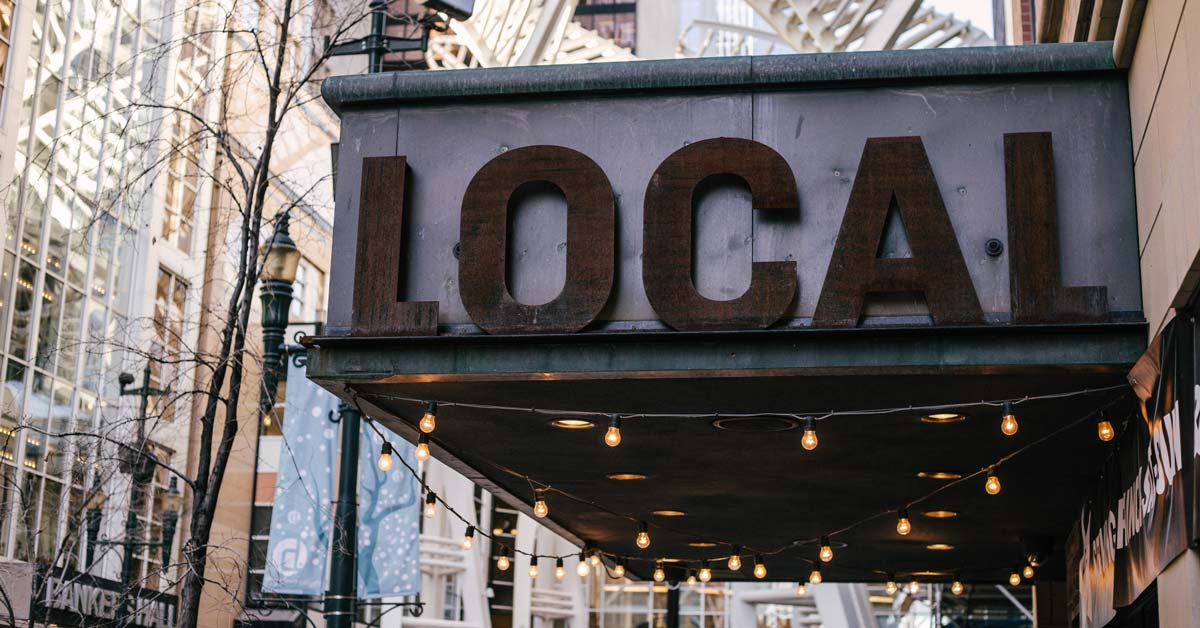 How To Promote Your Local Business | SparrowBoost