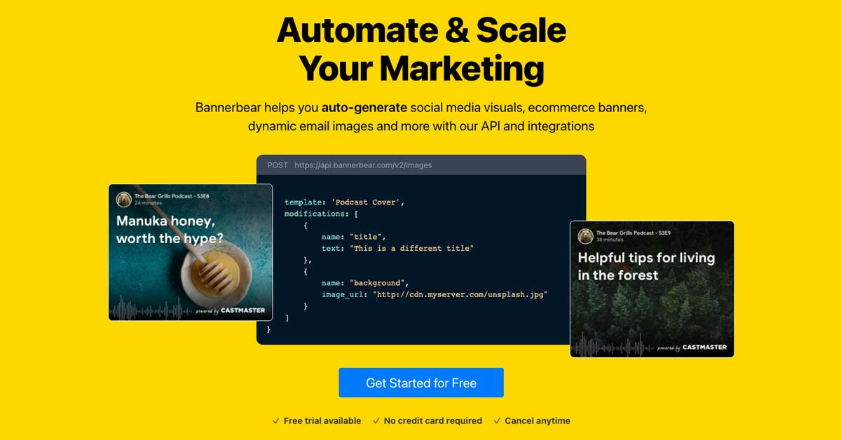 Bannerbear: A Complete Guide For Marketers | SparrowBoost