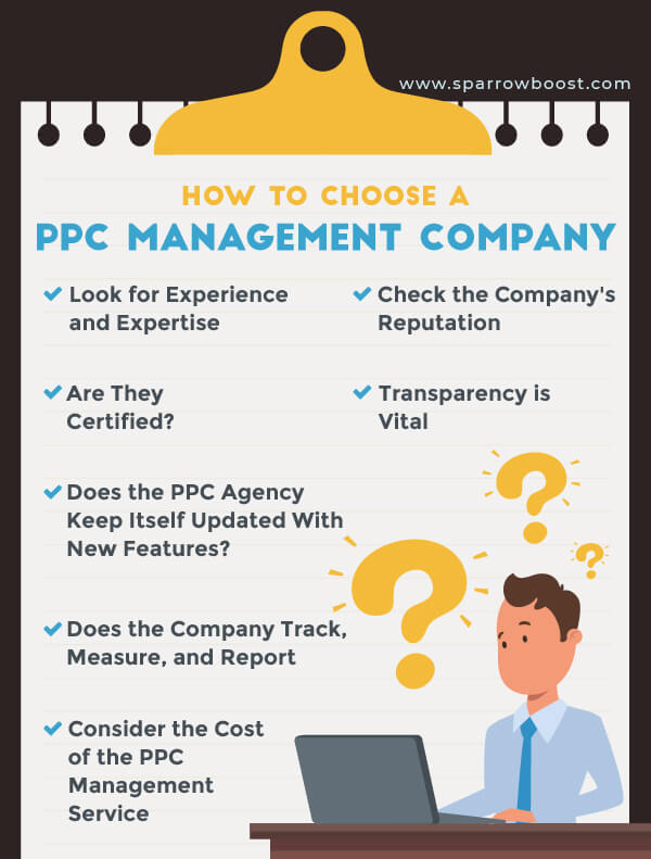 How To Choose A PPC Management Company