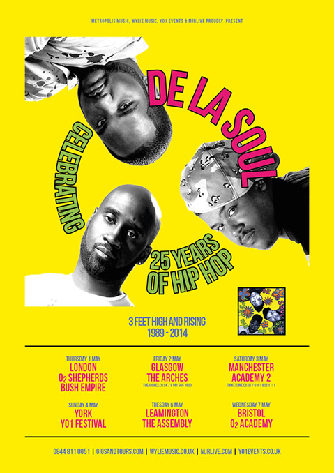 De La Soul - Celebrating 25 Years of Hip-Hop