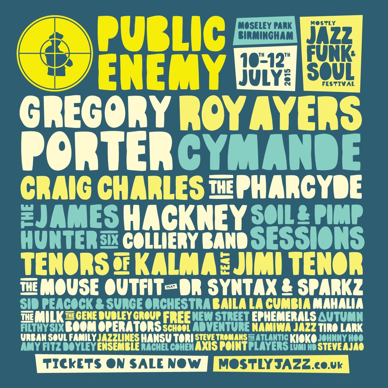 Mostly Jazz Festival 2015