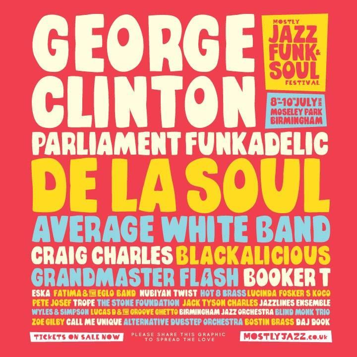 Mostly Jazz Festival 2016