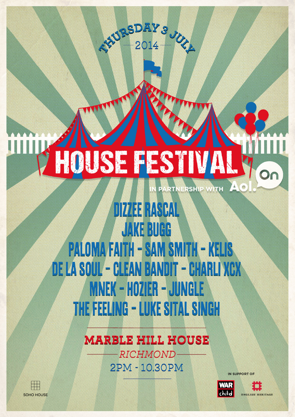 House Festival by Soho House