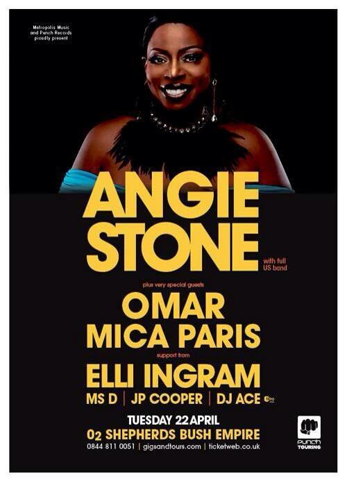 Angie Stone